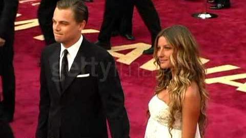 Gisele Bündchen & Leonardo DiCaprio - Academy Awards 2005