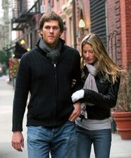 Gisele bundchen tom brady lunch 1