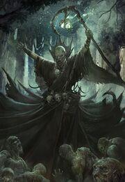 Blighted empire warhammer by faroldjo-d69gwna Nigromante No Muertos Ванхал