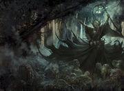 Blighted empire warhammer by faroldjo-d69gwna Nigromante No Muertos Некромант Ванхал поднимает мертвых