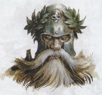 Ludwig schwarzhelm batalla de las ruinas de bolgen