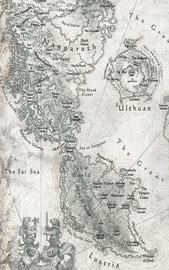 Warhammer New World Map