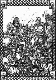 Сигмару вручают Гхал-мораз