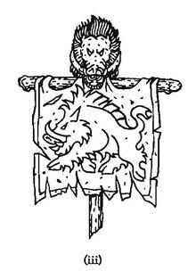 Личный штандарт Сигмара,полученный в честь его первого подвига