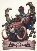 Warhammer Ogre Tyrant