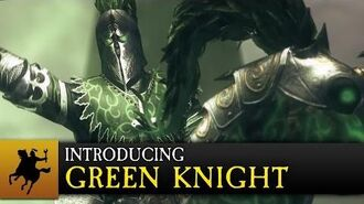 Total War WARHAMMER - Introducing... The Green Knight