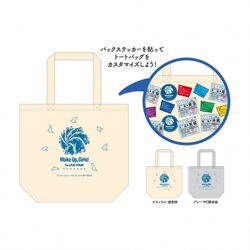 4th live tour tote bag