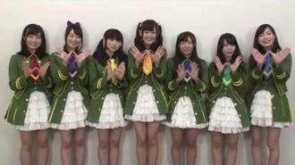 Wake Up, Girls! 2nd Live Tour 「行ったり来たりしてごめんね!」 明日は東京!
