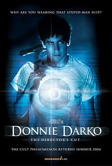 Donnie Darko Director's Cut poster