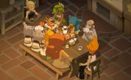 Posiłek u Xava