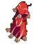 Royal Moogrr Cloak