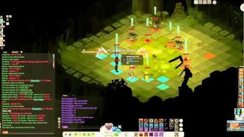 Wakfu Treechnid Dungeon Info