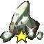 Shiny Silver Ore