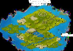 Wild Prarie- Mining map