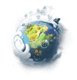 World of Twelve planet Dofus trans bg
