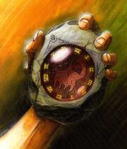 Rushu marks Xelor's Clock