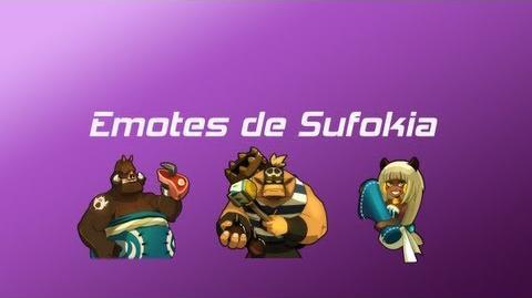 Toutes les Emotes de Sufokia Wakfu MMORPG