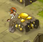 Playing gold rush