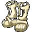 Skellington Boots