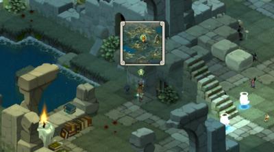 Monk Island Treasure - Library