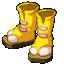 Zora's Boots