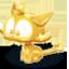 Golden Bow Meow