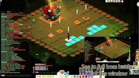 Wakfu Larventura Dungeon Info