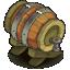 Three Pistes' Barrel