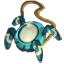 Royal Crab Amulet