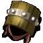 Three Pistes Helmet