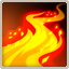 Feca Spell Flaming Carpet