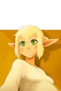 Wakfu-personnage-evangelyne