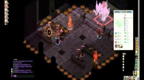Wakfu Monk Dungeon Boss Drops