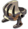 Greasy Bwork Helmet