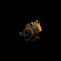 Oafish Toad