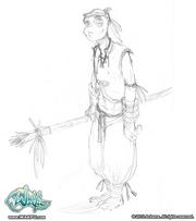 Pandawa Concept Art 2