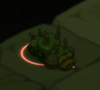 Explosive Larva