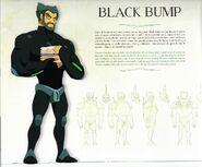 Black Bump Charekter sheet