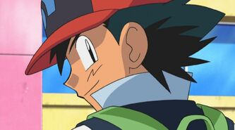Ash look back