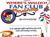 Where's Waldo? Fan Club