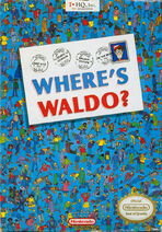 Where's Waldo (1991) - Front Cover
