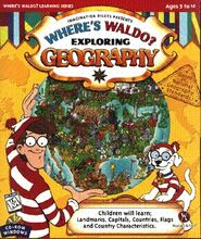Where's Waldo - Exploring Geography (1996)