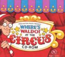 Where's Waldo at the Circus