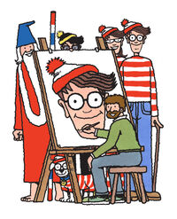 Martin drawing tidy