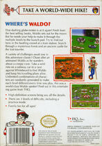 Where's Waldo (1991) - Back Cover