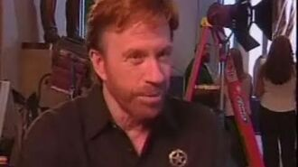 Walker, Texas Ranger Trial by Fire - Interview - 2005