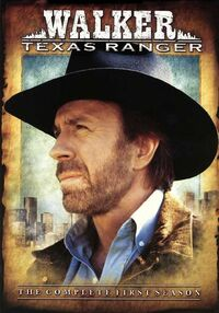 Walker Texas Ranger (S1) DVD