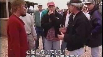Chuck Norris in Walker Behind the Scenes with TV's Toughest Cop (1996)