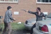 Rick stops Randall