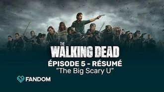 The Walking Dead Saison 8, épisode 5 - Résumé